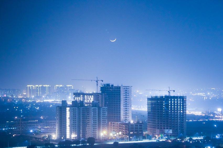 business globalization india city