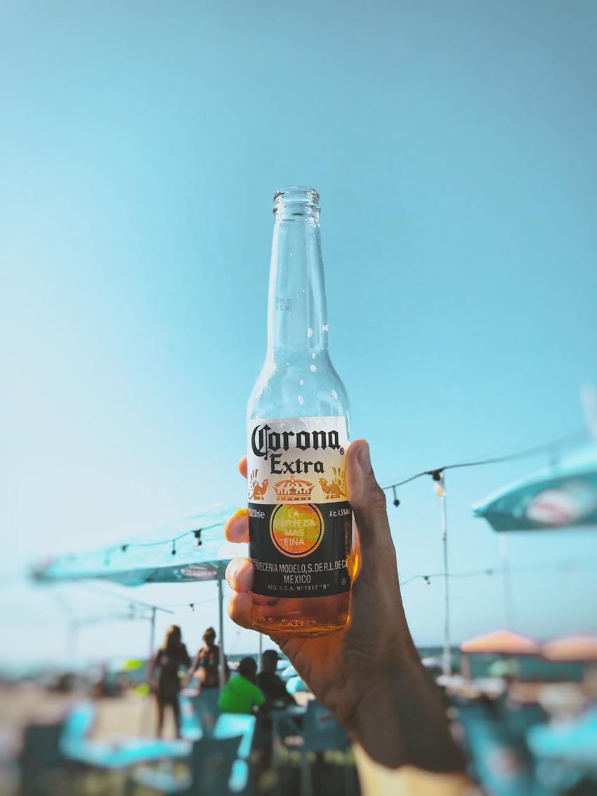 corona virus beer