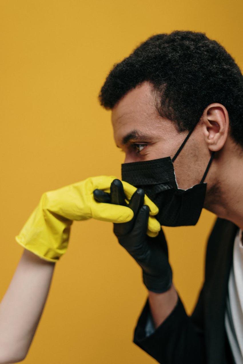 Post Coronavirus World social distancing hygiene