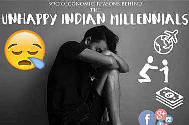 Unhappy-Millennials-in-India