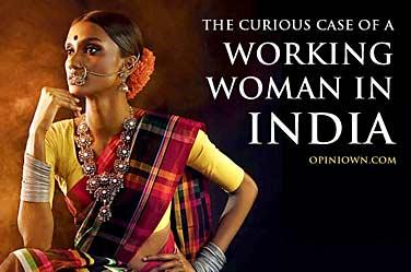 Working-Women-in-India