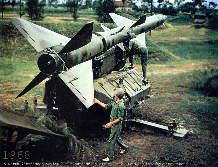 1968-A-North-Vietnamese-Soviet-built-Surface-to-Air-Missile-(SAM)-by-manhhai-is-licensed-under-CC-BY-2.0