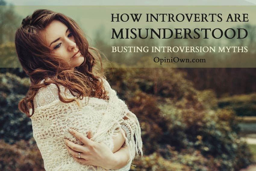 introverts are misunderstood busting myths introversion